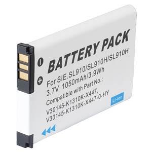 Cordless phone battery, Li-Ion 3,7 V, 1050 mAh FREI