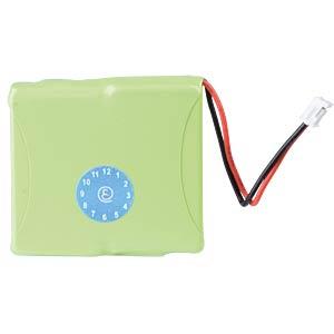 Akku für Schnurlos-Telefone, NiMh, 600 mAh FREI