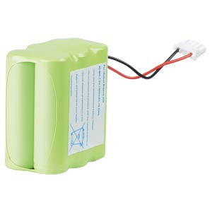 1500 mAh, NiMH for DIRT DEVIL Evo FREI