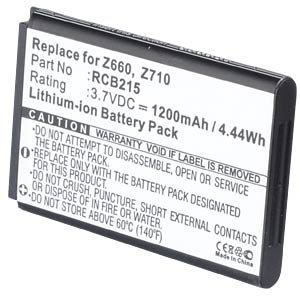 1200 mAh, Li-Ion for DORO PhoneEasy 332 FREI