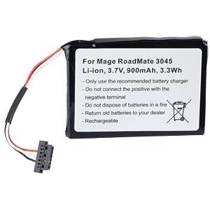 GPS navigation battery for Becker Ready, 900 mAh FREI