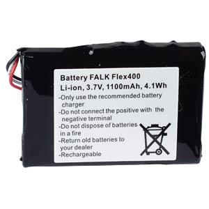GPS Navigations-Akku für Falk Flex, 1100 mAh FREI