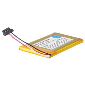 GPS navigation battery for Mitac Mio, 1400 mAh FREI