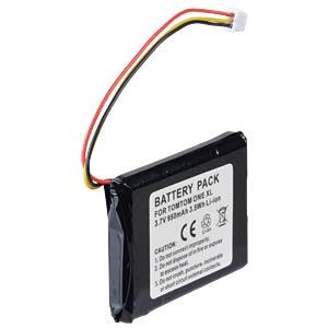 GPS Navigations-Akku für TomTom One, 950 mAh FREI