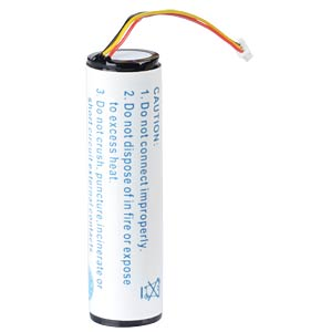 GPS navigation battery for TomTom Go300, 2300 mAh FREI
