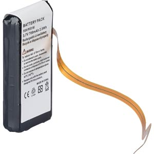 700 mAh, Li-Ion for APPLE iPod 5G Video FREI