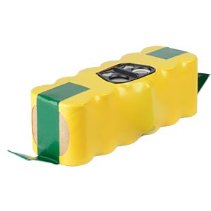 3300 mAh, NiMH for IROBOT Roomba 500 FREI