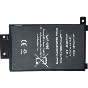 1600 mAh, Li-Ion for AMAZON Kindle Paperwhite FREI