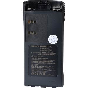 Ersatzakku, MOTOROLA GP1280, Li-Ion, 1800 mAh FREI