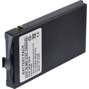 1400 mAh, NiMH for NOKIA 3210 FREI