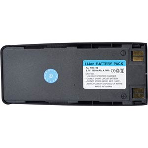1100 mAh, Li-Ion for NOKIA 5110 FREI
