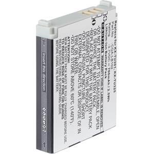 Ersatzakku, Panasonic KX-TU301, Li-ion, 700 mAh FREI