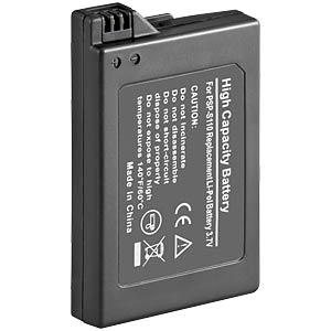 Rechargeable battery for Sony Playstation Portable PSP 2 FREI