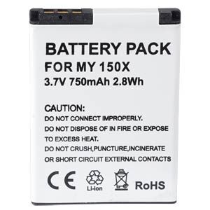 750 mAh, Li-Ion für SAGEM my150X FREI