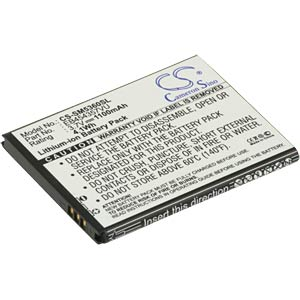 1100 mAh, Li-ion, for Samsung GT-S5360/Galaxy Y FREI