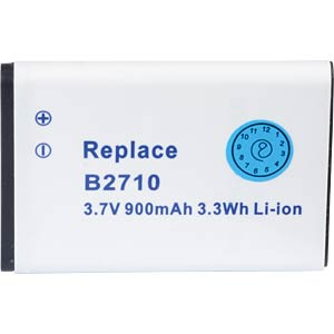 900 mAh, Li-Ion for SAMSUNG B2710 FREI