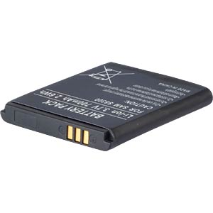 700 mAh, Li-Ion for SAMSUNG E740 FREI