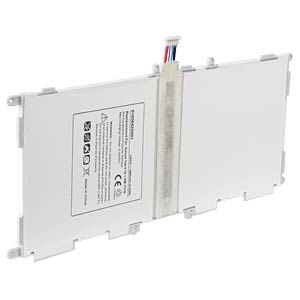 6800 mAh, Li-Pol for SAMSUNG Galaxy Tab4 FREI