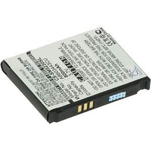 800mAh, Li-Ion, für Samsung SGH-S5230/GT-S5233A FREI