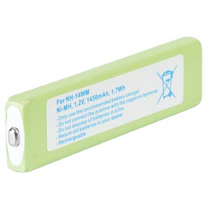1450 mAh, NiMH for SONY Discman FREI