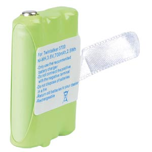 700 mAh, NiMH for TOPCOM 3700 FREI