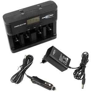 ANSMANN charger Powerline 5 pro ANSMANN 1001-0018