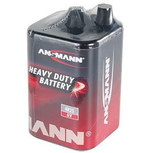 Zink-Kohle Batterie, 4R25, 1er-Pack ANSMANN 1500-0003
