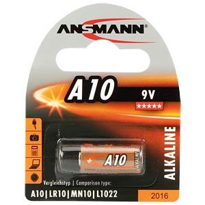 Alkaline Batterie, A10, 1er-Pack ANSMANN 1510-0006