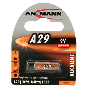 Alkaline Batterie, A29, 1er-Pack ANSMANN 1510-0008