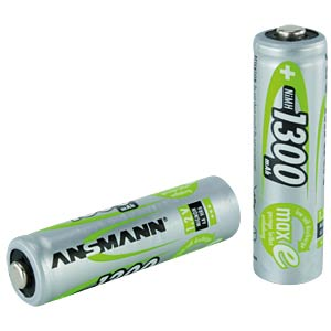 Ansmann AA batteries 4x 1300 mAh maxE ANSMANN 5030792