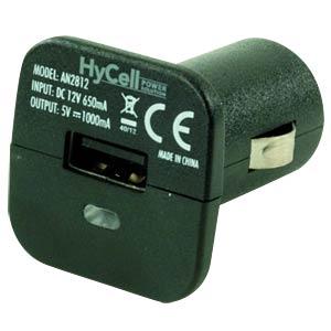 USB-Ladegerät, 5 V, 1000 mA, Kfz ANSMANN 1000-0006