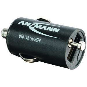 DC/DC USB charger adapter, 1 A ANSMANN 1000-0003