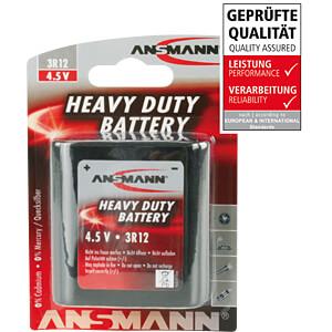 Zink-Kohle Batterie, 3R12, 1er-Pack ANSMANN 5013091