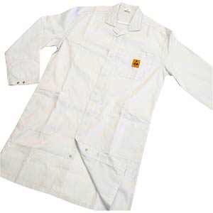 ESD work coat, size XL STAT-X 911000 000020