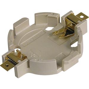 Knopfzellenhalter für 1 Ø 20 mm MEMORY PROTECTION DEVICES BU2032SM-JJ_MINI-GTR