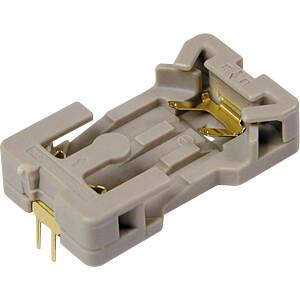 Knopfzellenhalter für 1 Ø 20 mm MEMORY PROTECTION DEVICES BA2032