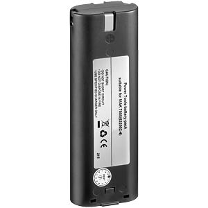 Replacement battery for MAKITA devices, 7.2 V FREI
