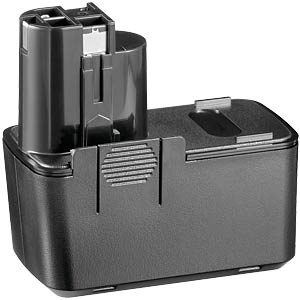 Replacement battery for BOSCH devices, 9.6V FREI