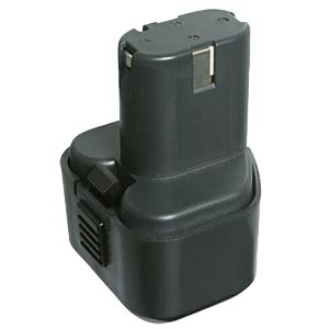 Replacement battery for HITACHI devices, 9.6V FREI