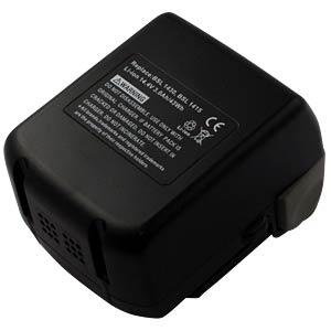 Werkzeugakku für Hitachi-Geräte, 14,4 V FREI