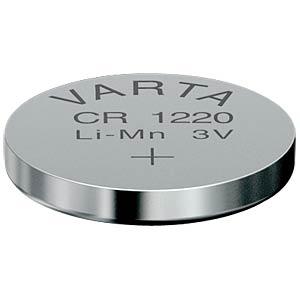 Varta Knopfzelle, 3V, 35mAh, 12,5x2,0mm VARTA 6220101401
