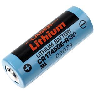 Lithium Batterie, A (Bobbin), 2500 mAh, 1er-Pack FDK FDK CR17450E-R