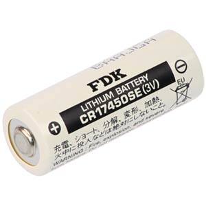 FDK 3V CR 17450SE, A FDK FDK CR17450SE