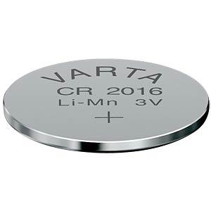 Varta Knopfzelle, 3V, 90mAh, 20x1,6mm VARTA 6016101401