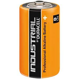 10er Pack Duracell INDUSTRIAL, 1,5 V, LR20, Mono D DURACELL MN1300/LR20