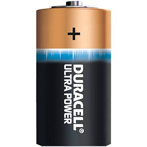 Duracell Ultra Power, 2x C with Power Check DURACELL MX1400 C (LR14)