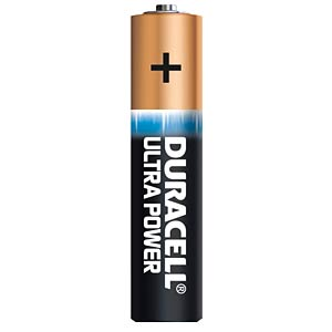 Duracell Ultra Power, 4x Micro mit Power Check DURACELL