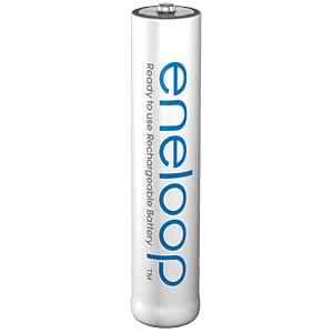 eneloop, NiMh Akku, AAA (Micro), 750 mAh, 1er-Pack PANASONIC BK-4MCCE/BF1