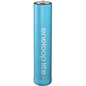 eneloop, NiMh Akku, AAA (Micro), 550 mAh, 1er-Pack PANASONIC BK-4LCCE/BF1