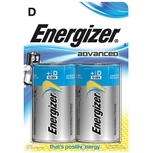 Energizer Advanced Mono, pack of two ENERGIZER E300129700